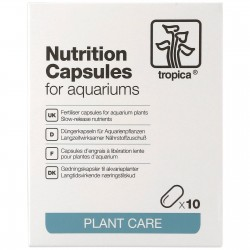 Tropica Nutrition Capsules 10 бр