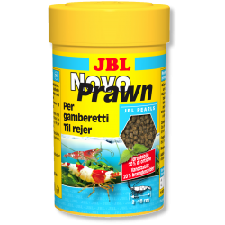 JBL Novo Prawn 100 ml - перли за хранене на скариди