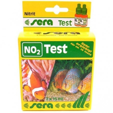 SERA NO2 TEST 2*15ml