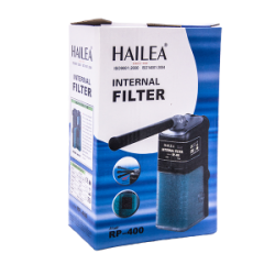 Hailea RP 400 - вътрешен филтър за аквариум - 200-400 л/ч
