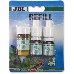 JBL PO4 Phosphat Reagents - пълнител за PO4 phosphat test