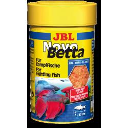 JBL Novo Betta 100ml - храна за бети подсилваща окраската им