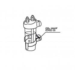 JBL CO2 Count/permanent test - резервен държач с вакуми