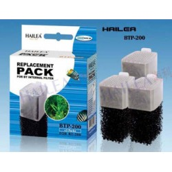 Hailea Replacement Pack BTP-200 резервни касети и гъби