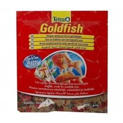 Tetra Goldfish 12 гр - Храна на люспи за Златни рибки