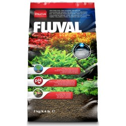 Fluval Plant Stratum 8 кг - Основен хранителен субстрат